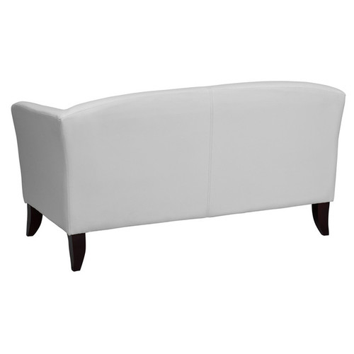 1pc Modern Leather Office Reception Loveseat, FF-0540-13