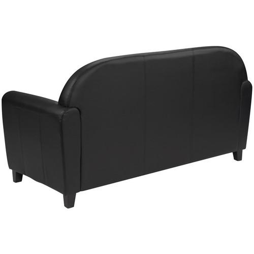1pc Modern Leather Office Reception Sofa, FF-0559-13