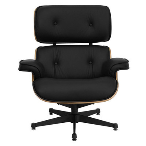 2pc Modern Leather Office Home Lounge Chair Set, FF-0476-12