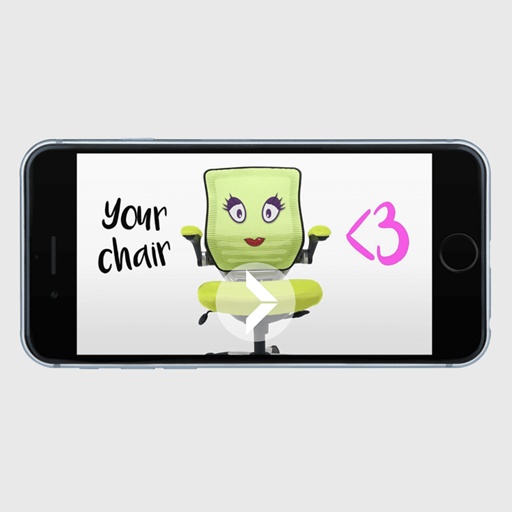 Primary thumbnail image for video A message from your chair for good health https://videos.sproutvideo.com/embed/7c9adeb11b16e9c6f4/9ac42550487ece69