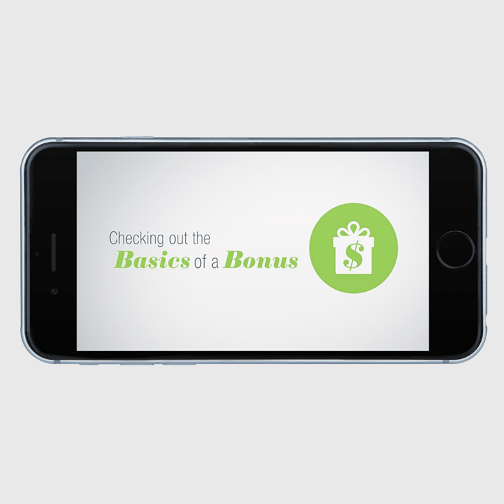 Primary thumbnail image for video Checking out the basics of a bonus https://videos.sproutvideo.com/embed/709adeb11b16ebc3f8/60a6d19280156672