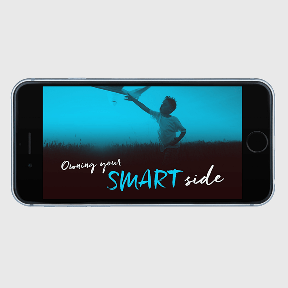Primary thumbnail image for video Owning your smart side at work https://videos.sproutvideo.com/embed/1c9adeb11b16e9ce94/c8654aa116b56413