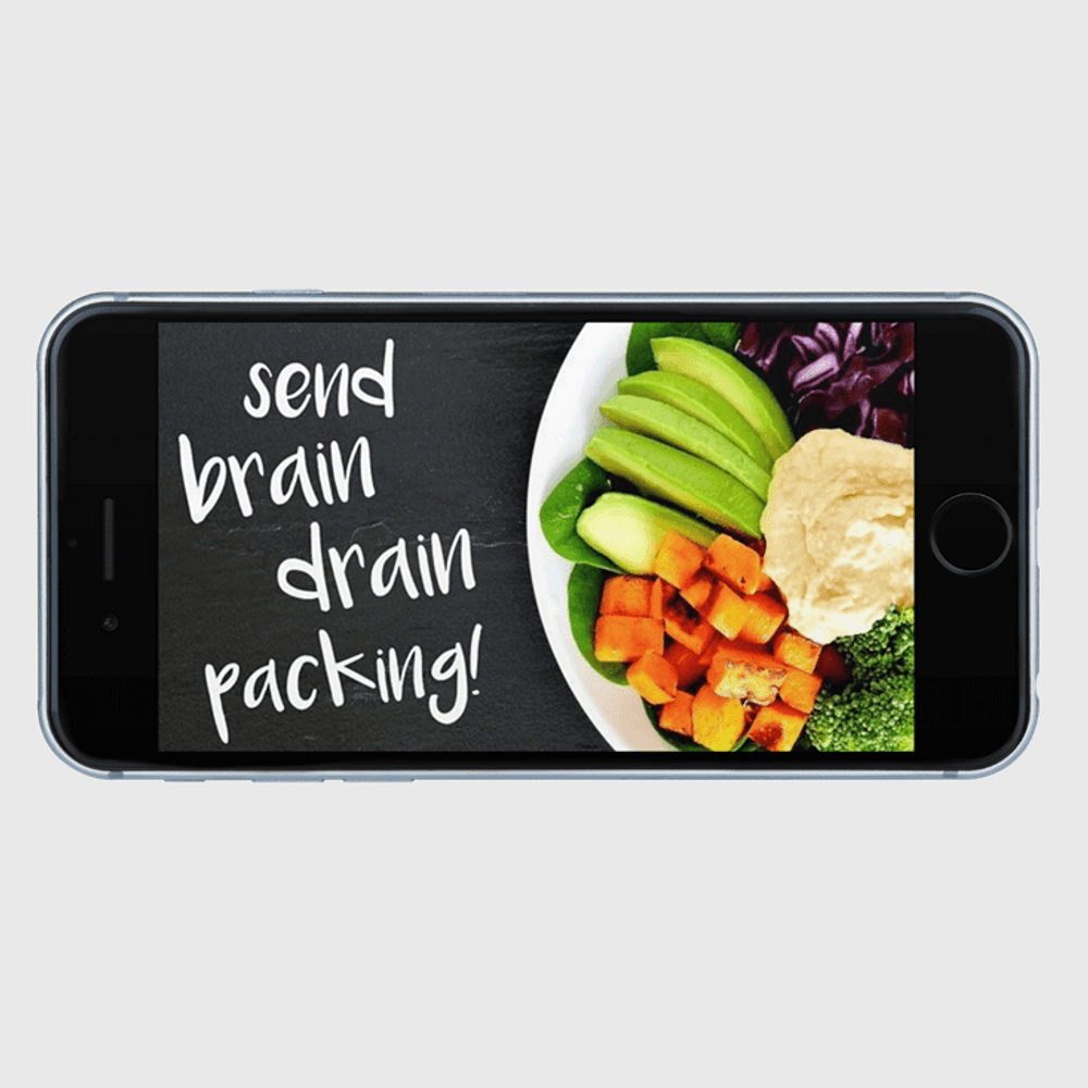 Primary thumbnail image for video Send Brain Drain Packing https://videos.sproutvideo.com/embed/4c9adeb11b16e9c2c4/b67e77778a70d158
