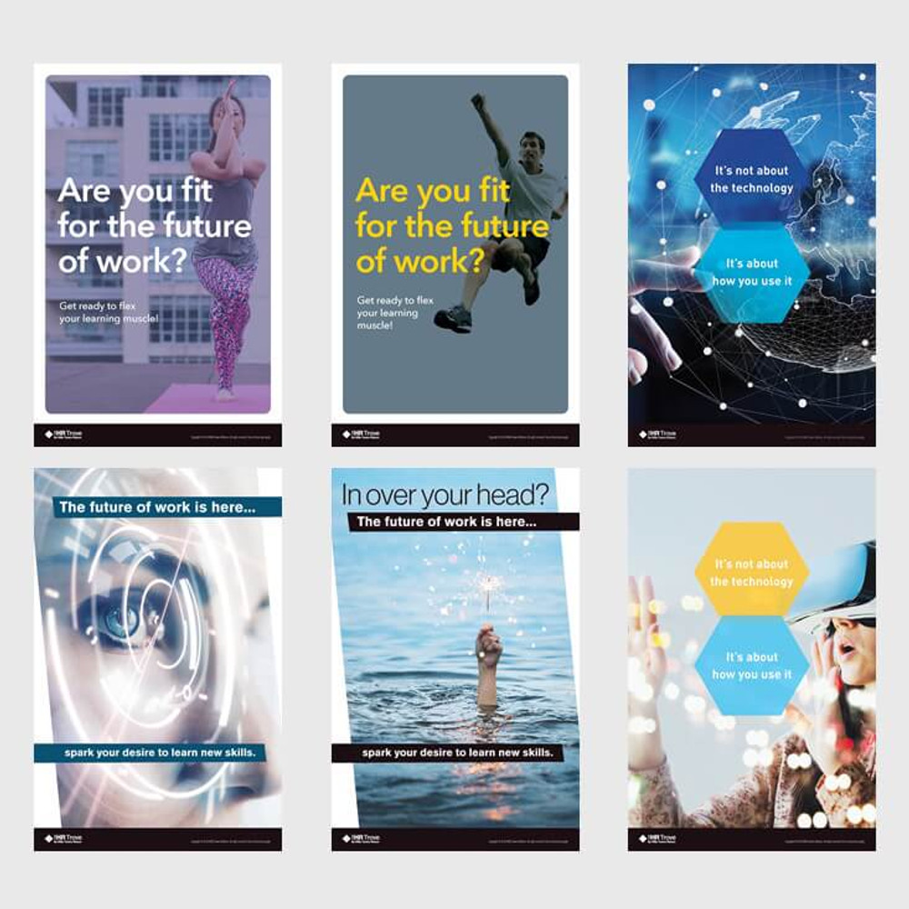 Primary thumbnail image for Future of Work Poster Collection