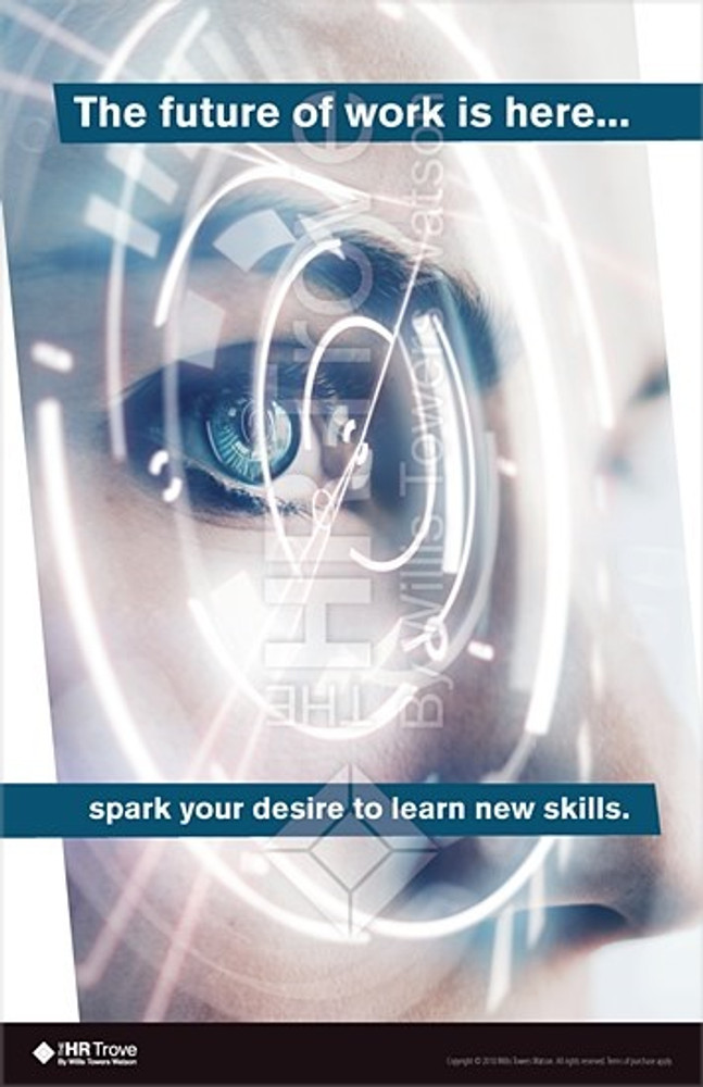 Spark Your Desire to Learn New Skills (Eye Design)
