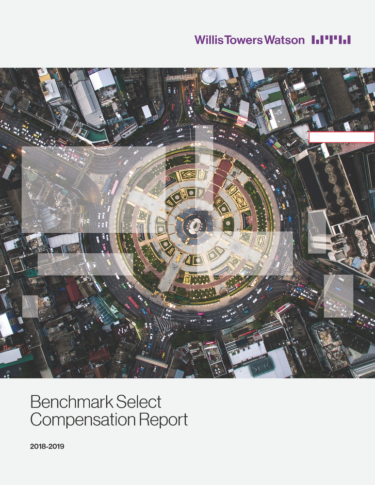 2018-2019 Benchmark Select Compensation Report - Canada