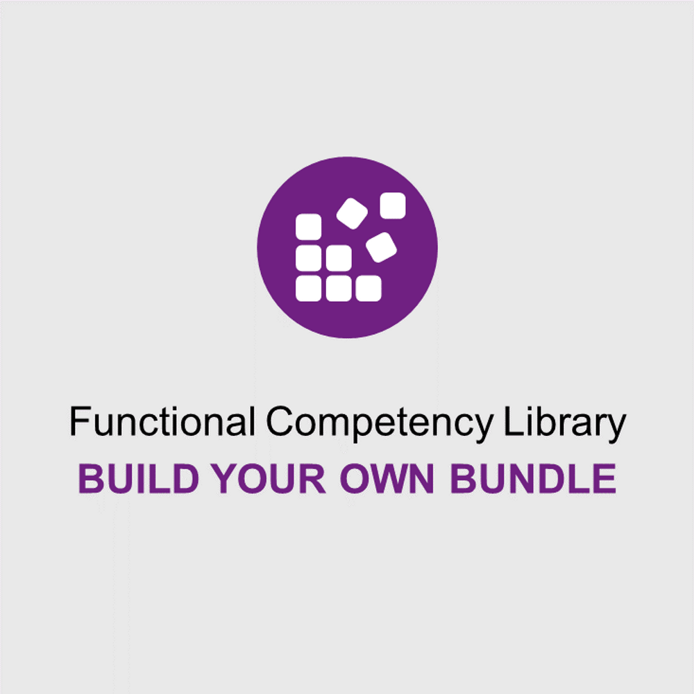 Thumbnail for Functional Competencies - Build your own library