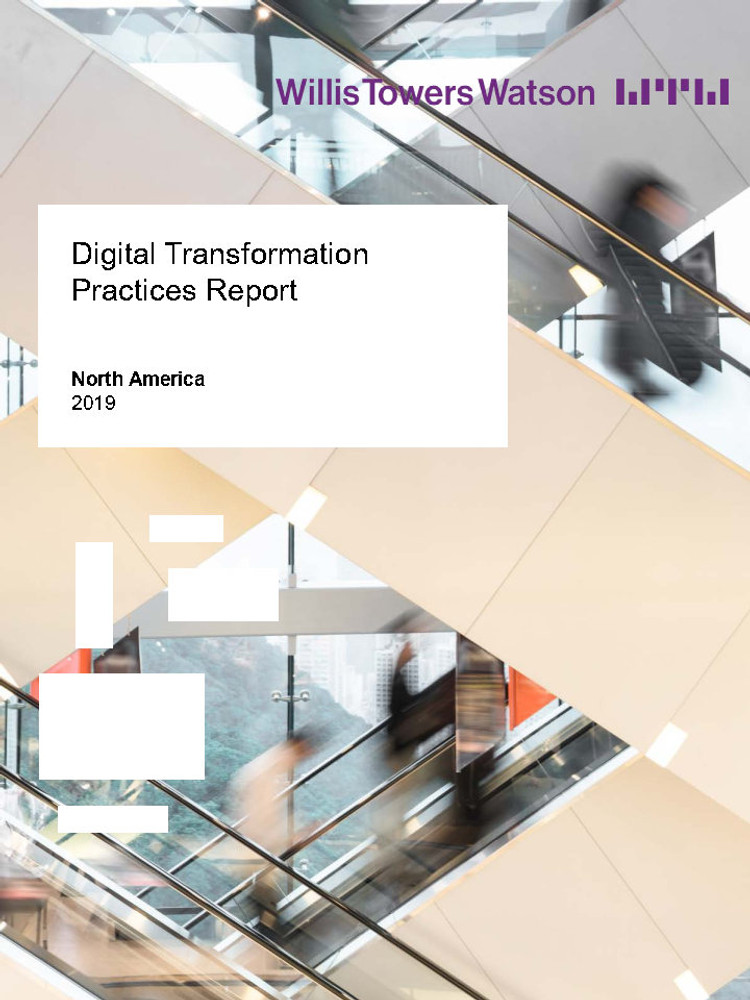 Primary thumbnail image for 2019 AIDT Digital Transformation Practices Report - North America