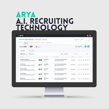Primary thumbnail image for video Arya Recruiting  https://www.youtube.com/embed/0thozzKmJGI?rel=0