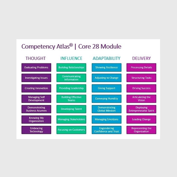 Thumbnail image for Competency Atlas Core 28 modules