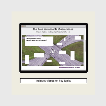 Thumbnail image for Fiduciary training includes videos on key topics