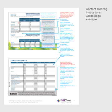 Thumbnail image for Benefits Enrollment Guide (4-page) Content Tailoring Guide Outdoor Vibrant pg 7