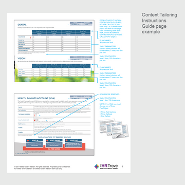 Thumbnail image for Benefits Enrollment Guide (8-page) Content Tailoring Guide Outdoor Vibrant pg 8