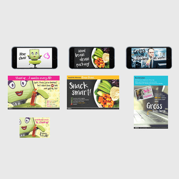 Primary thumbnail image for Three videos on iPhones and four companion posters with bundled price title