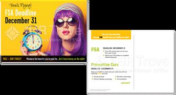 Thumbnail image for Deadline Reminder Postcard (no HSA Bright design) Watermarked