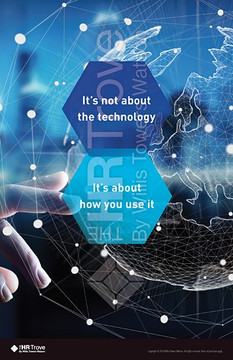 Technology ― It's About How You Use It (Globe Design)