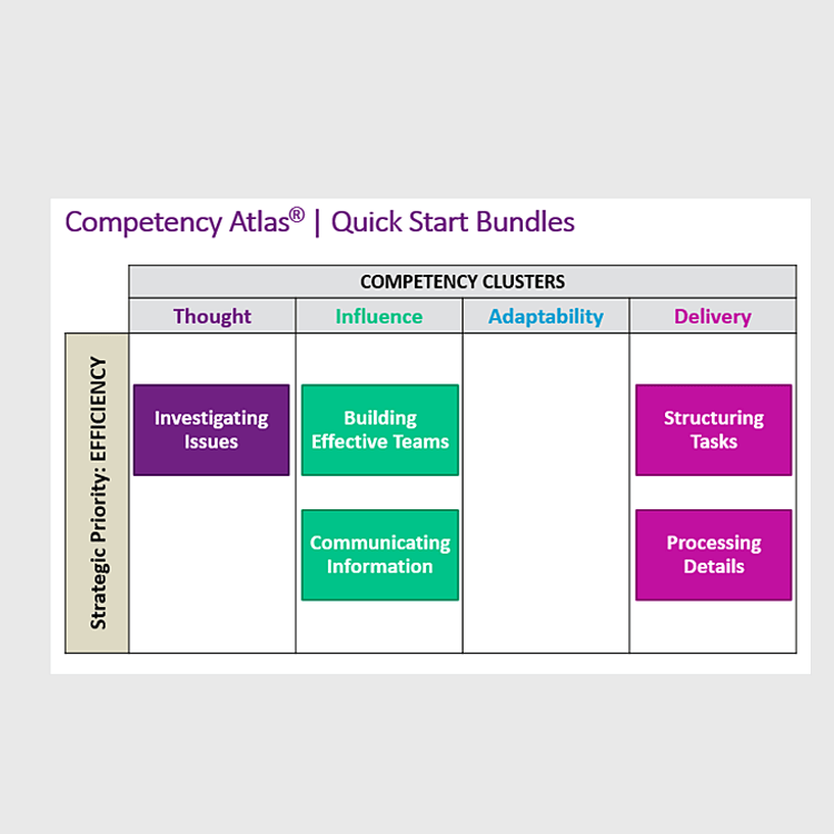 Primary thumbnail image for video Competency Atlas Quick Start Bundle -- Efficiency  https://videos.sproutvideo.com/embed/4c9adeb71e1fe9c8c4/ec63a440f5dc4c63