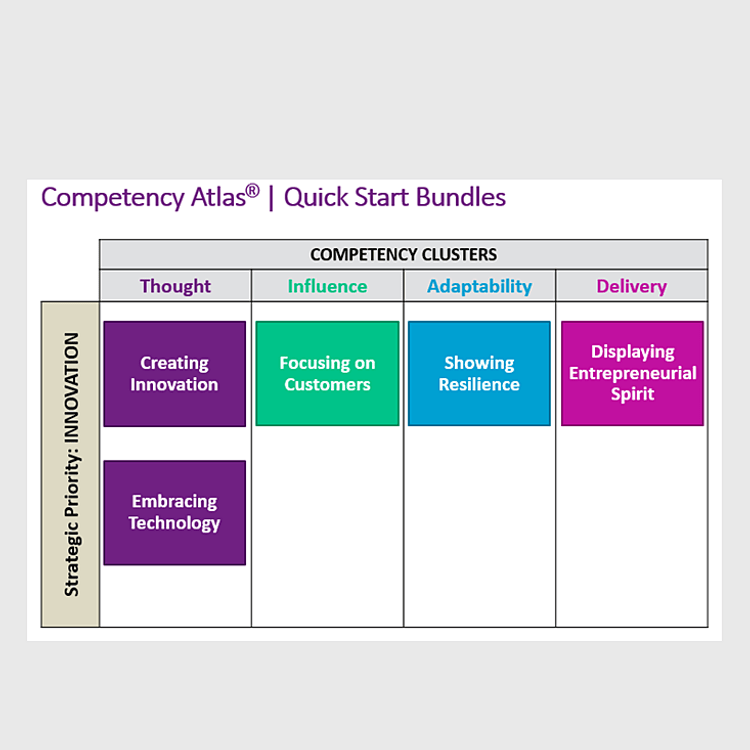 Primary thumbnail image for video Competency Atlas Quick Start Bundle -- Innovation https://videos.sproutvideo.com/embed/4c9adeb71e1fe9c8c4/ec63a440f5dc4c63