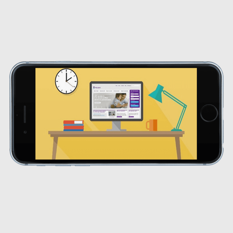 Primary thumbnail image for video Telemedicine - Just What the Doctor Ordered  https://videos.sproutvideo.com/embed/d49adeb11b16efc25c/55e8b40d6767db9b%20width=