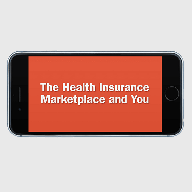 Thumbnail image for The Health Insurance Marketplace and Youhttps://videos.sproutvideo.com/embed/4c9adeb11b19e4c0c4/ed7f9cfb14b77ed1