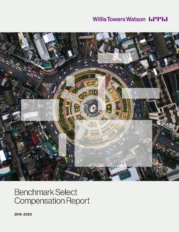 2019-2020 Benchmark Select Compensation Report - Canada