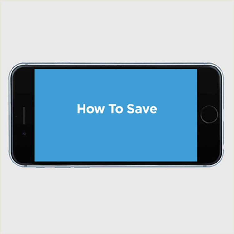 Primary thumbnail image for video How to Save https://videos.sproutvideo.com/embed/799cd6b4171be5c0f0/832dbb2d37540957