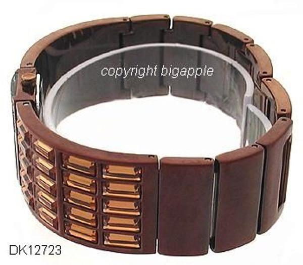 Brand DKNY Rose-Gold Tone Bracelet Ladies Watch NY4255