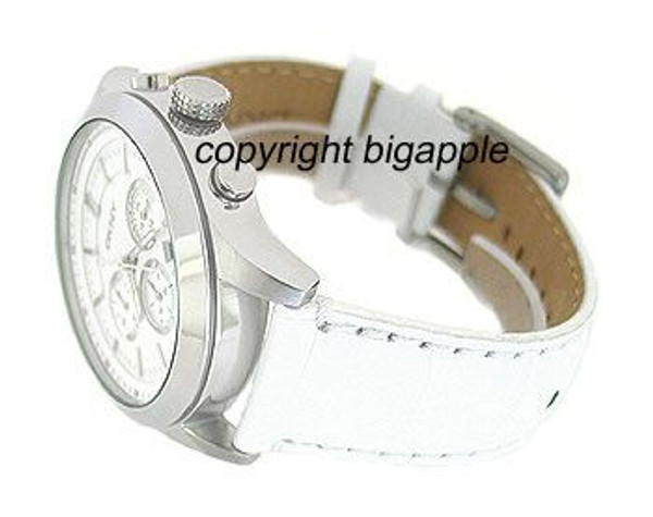DKNY Chronograph Leather 50 Meter Mens Watch NY1439