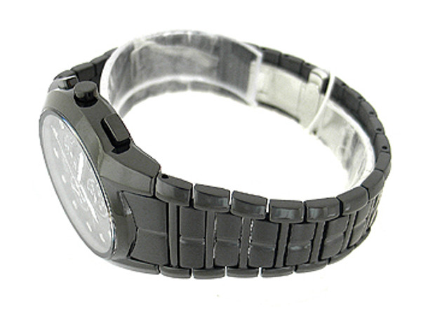 Citizen Chronograph Diamond Date Mens Watch AT2055-52G