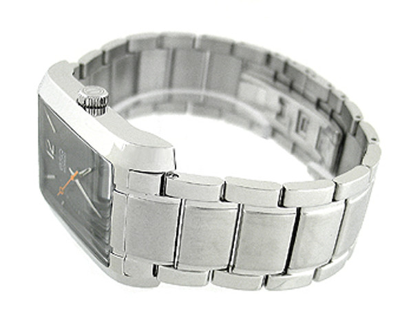 Esq Movado Swiss Stainless Steel Mens Watch 07301405