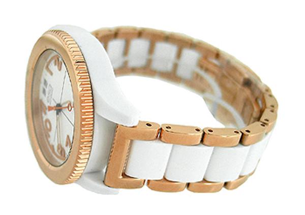 Esq Movado Two Tone Ladies Watch Set 07101403