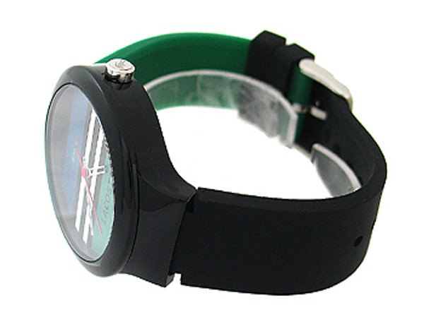 Lacoste Two Tone Silicone Strap Ladies Watch 2010572