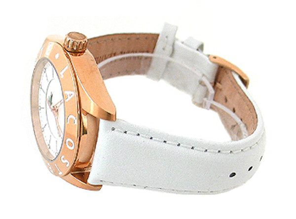 Lacoste Mother-Of-Pearl Leather Ladies Watch 2000534