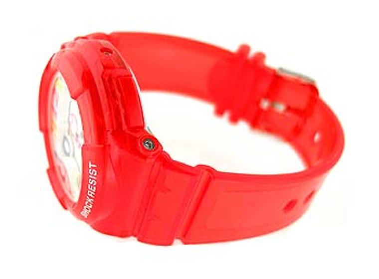 Casio Baby-G Digital And Analog 100M Ladies Watch BGA131-4B
