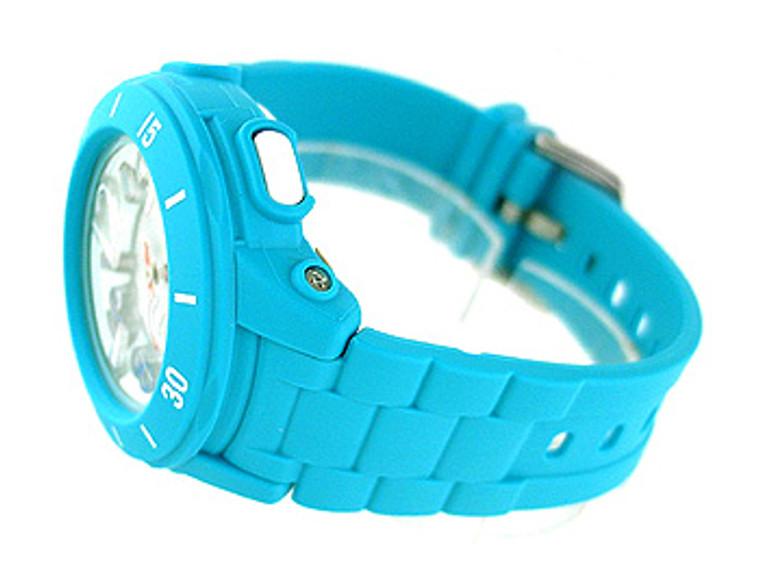Casio Baby-G Blue Resin 100M Ladies Watch BGA170-2B