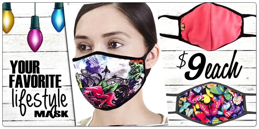 UrbanX Lifestyle Masks