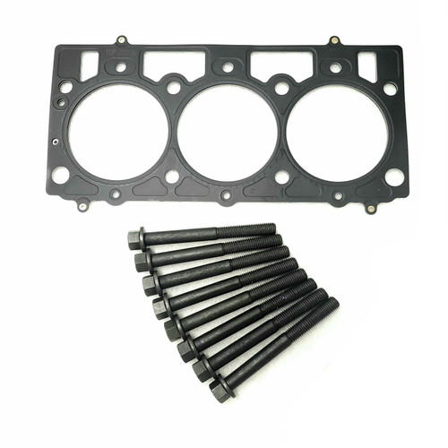 CYLINDER HEAD GASKET 3 CYLINDER WITH BOLTS MAHINDRA 006025973C91