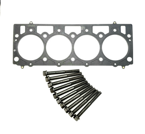 CYLINDER HEAD GASKET 4 CYLINDER WITH BOLTS MAHINDRA 006007721C91