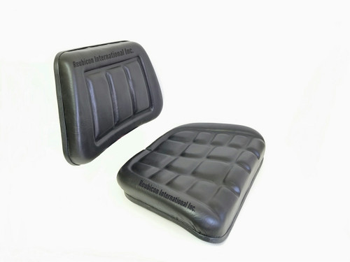 SEAT CUSHION BACK & BOTTOM SET