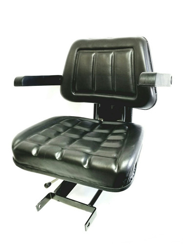 SEAT SLIDING COMPLETE WITH ARM REST  MAHINDRA  E005555466R92