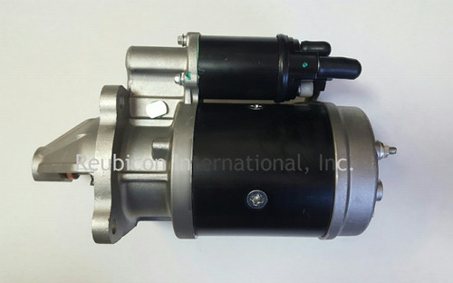 STARTER COMPLETE WITH SOLENOID 005558084R91 / 1233544R91