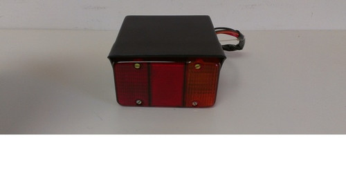 LAMP THREE IN ONE R.H. WITH HOUSING  MAHINDRA 005559236B91