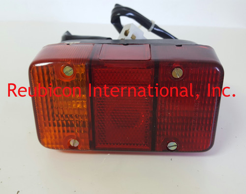 LAMP THREE IN ONE L.H. WITHOUT  HOUSING SMALL    MAHINDRA   005556420R92