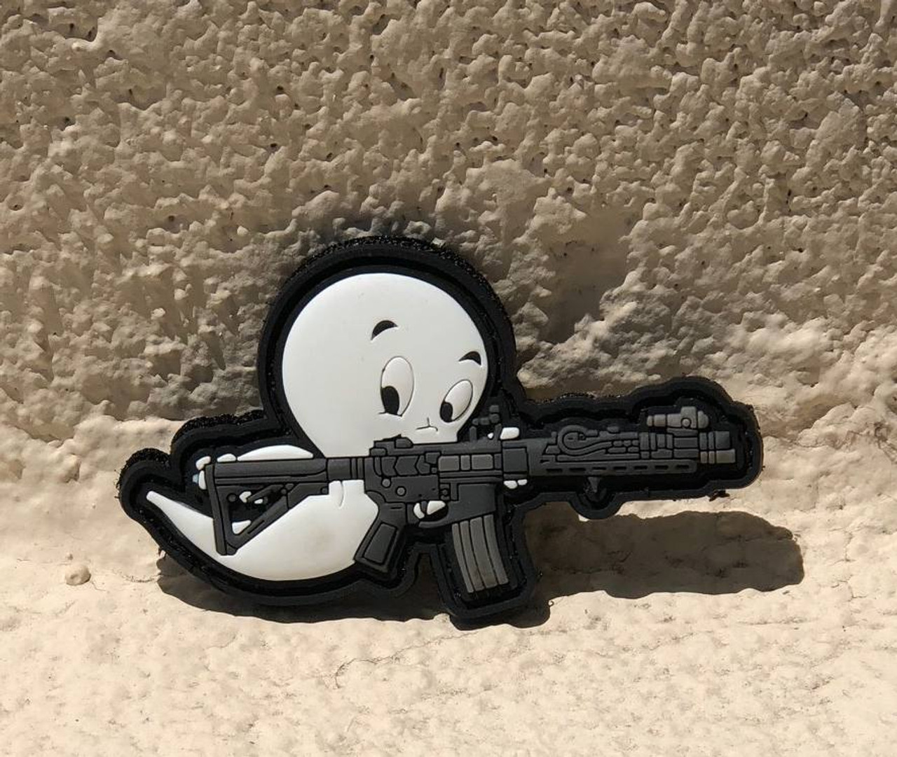 Ghost Gun Patch - TUFF Products