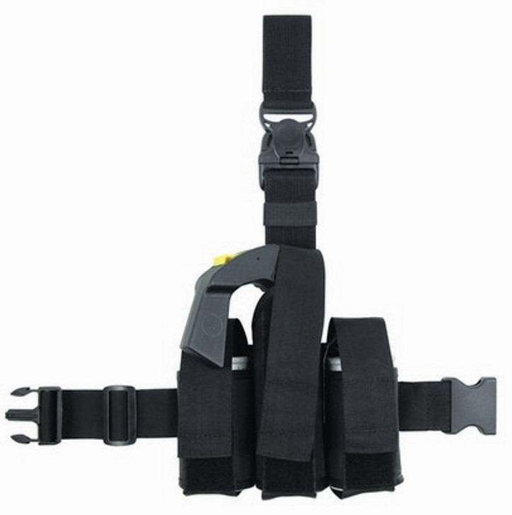 8905 TUFF Dual Blast Grenade With Single MK9 Thigh Holster