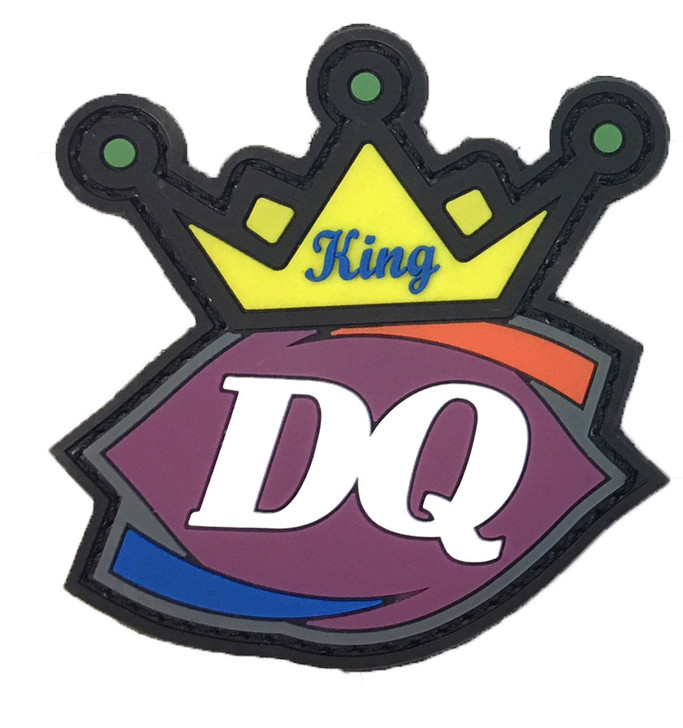 Patch-King of Disqualifications  Aka King of DQ.