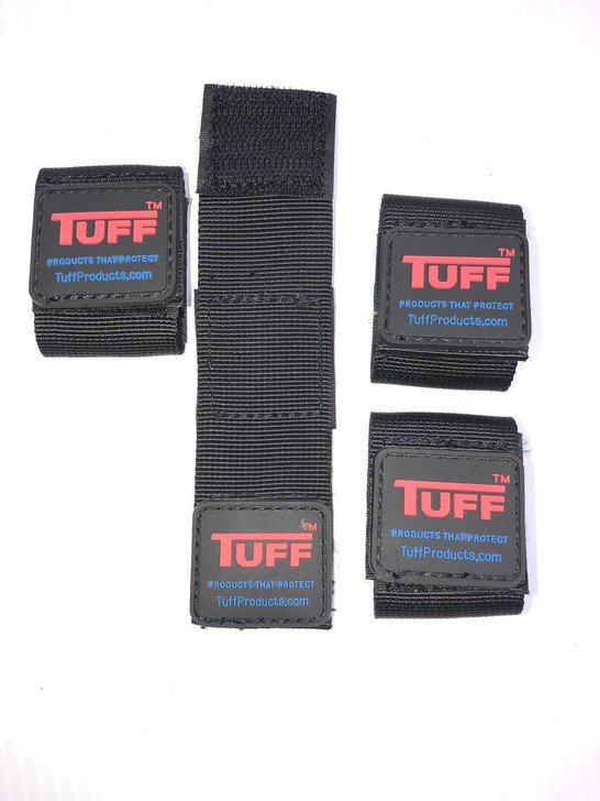 4 Pack - Team TUFF 9017 Belt Keepers