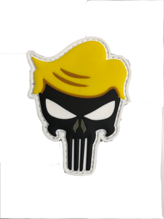 Trump Punisher Glow in the Dark Patch