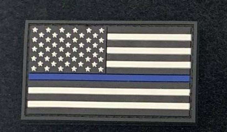 P-BlueLine Flag