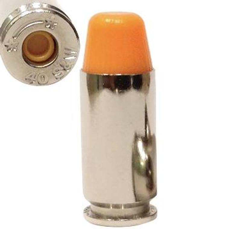 40 Caliber Snap Caps Bright Orange